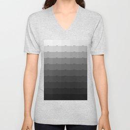 50 Shades of Gray Unisex V-Neck