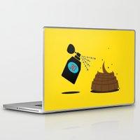 3d Laptop & iPad Skins featuring 3D by Viktor Hertz