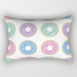 Guilt Free Donuts Rectangular Pillow