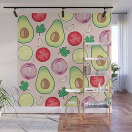 GUACAMOLE PARTY Wall Mural