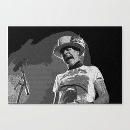 Ahead by a Century - Gord Downie Tragically Hip Canvas Print