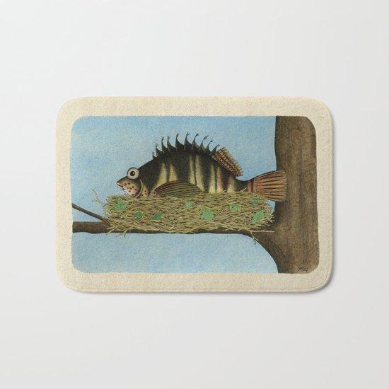 Hawkfish Bath Mat