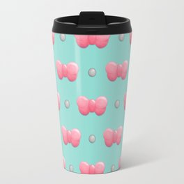 Miss Ribbon Travel Mug