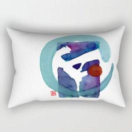 Capoeira 426 Rectangular Pillow