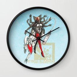 Mistral Wall Clock
