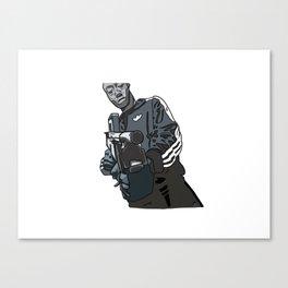 Gangsta Gibbs Canvas Print