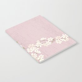 Pink Blossom Notebook