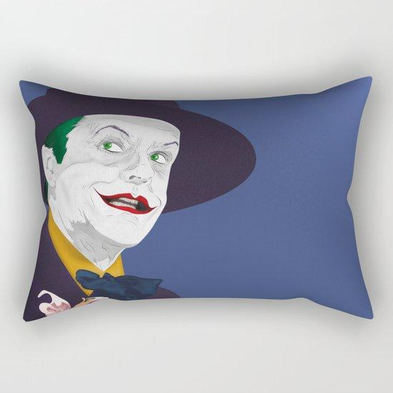 Joker Nicholson Rectangular Pillow
