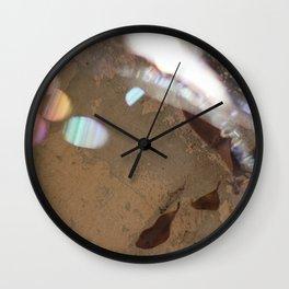abstract photograph Wall Clock