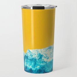 Yellow Tide Travel Mug