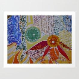 PHILOSOPHIZE Art Print