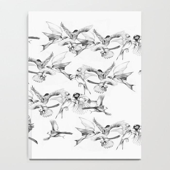 BIRD GIRL Notebook