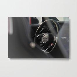 AUDII R8 Metal Print