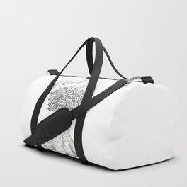 Flamenco dancer Duffle Bag