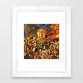 Vucciria#2013 Framed Art Print