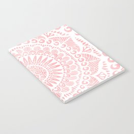Blush Lace Notebook