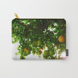 Backyard Citrus Fruit Tree Carry-All Pouch