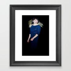 Soo Spinning Framed Art Print
