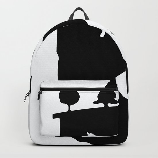 Farm On The Edge Of The World Backpack