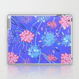 Heroinax Freaky Flowers Laptop & iPad Skin