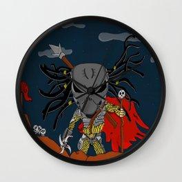 The Preditor Wall Clock