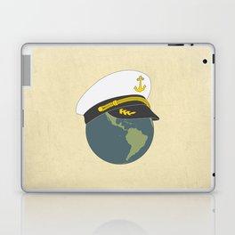 Captain Planet Laptop & iPad Skin