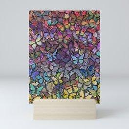butterfly fantasia Mini Art Print