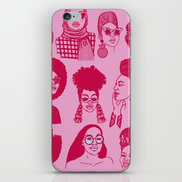 Babes of Summer iPhone Skin