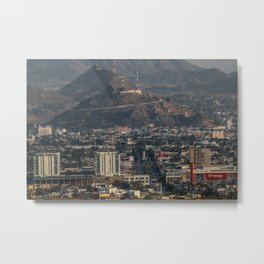 Hermosillo, Sonora, Mexico, City Metal Print