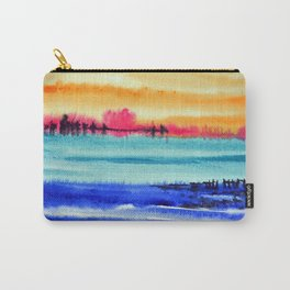Sunset beauty Carry-All Pouch