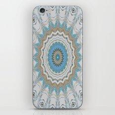 Dreamcatcher Teal iPhone & iPod Skin