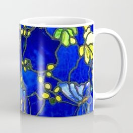 "John La Farge ""Butterflies and Foliage"" window. 1889 (3) Coffee Mug"