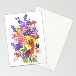 Sunny Bouquet Stationery Cards