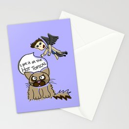 The Hot Topical Stationery Cards