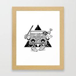 MadBox Framed Art Print