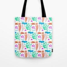 pattern I Tote Bag