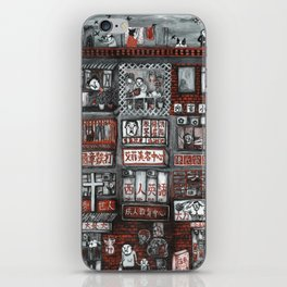 Life in 25 Square Feet iPhone Skin