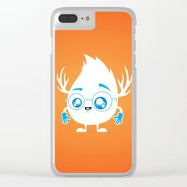 Lil' Guy Clear iPhone Case
