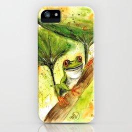 Hide and Seek iPhone Case