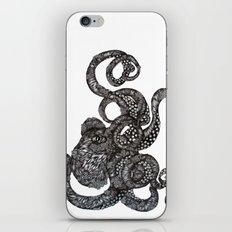 Barnacle Octopus iPhone Skin