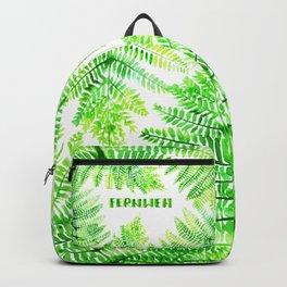 Fernweh Backpack