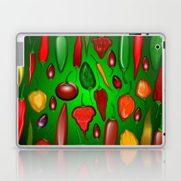 Chili Peppers Hot And Spicy Laptop & iPad Skin