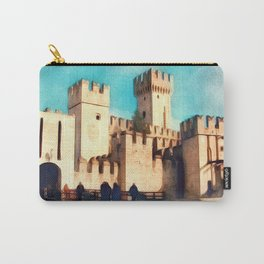 The Grand Castle Carry-All Pouch