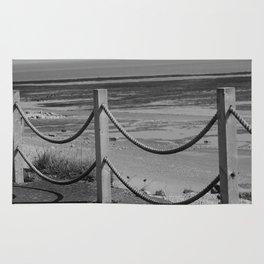 Ropes At Low Tide Rug