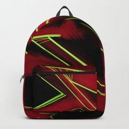 Amazing abstact illustration Backpack