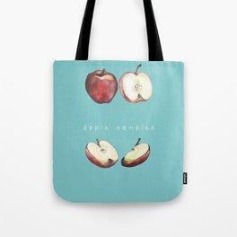 Apple Samples. Tote Bag