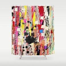 Girl Talk Shower Curtain