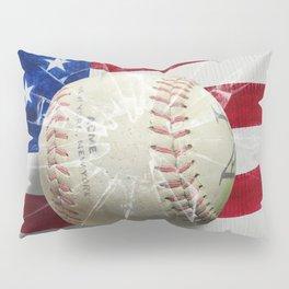 Baseball - New York, New York Pillow Sham