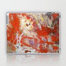 Red Wood Laptop & iPad Skin