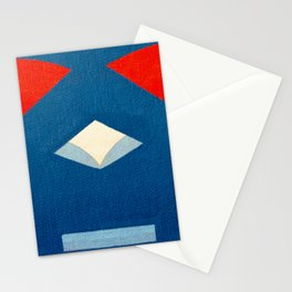 Lucha Libre Mask 3 Stationery Cards